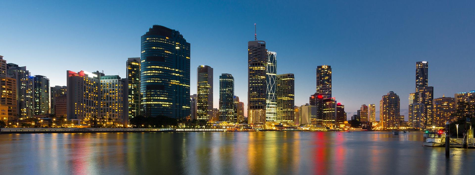 Based in Brisbane, Australia
